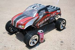 Brushless 2 Lipo 2.4Ghz RC Truck RTR Buggy AMAZING