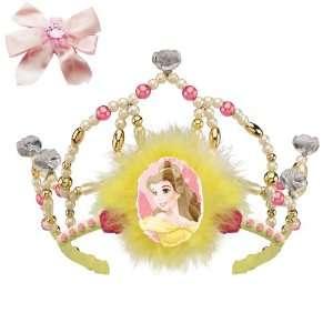 Beast Disney Princess Dress Up Crown / Tiara & Hair Bow Toys & Games