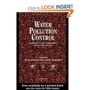 Water Pollution Control: A Guide to the Use of Water Quality