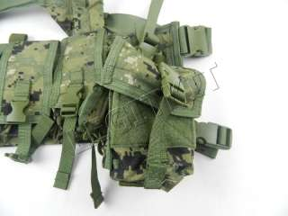 London Bridge LBT 1961A AOR2 Chest Rig Early 2008 Generation Navy SEAL