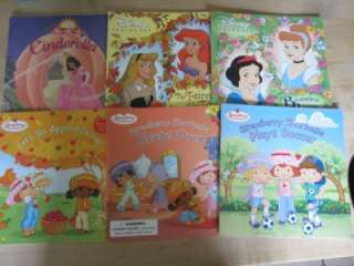 13 Disney Princess Pony Pals Strawberry Shortcake Lot
