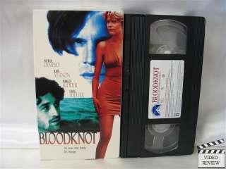Bloodknot * VHS * Patrick Dempsey, Margot Kidder 097368332133