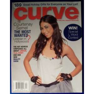 Curve Magazine: Courtenay Semel: VARIOUS AUTHORS: Books