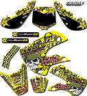 1999 2000 SUZUKI RM125 RM 125 GRAPHICS KIT 99 00 DECALS items in Senge