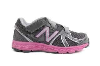 New Balance 790 Series KV790GPI New Toddler Baby Girls Grey Pink