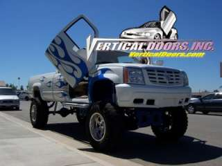 CHEVY SILVERADO 88 98 LAMBO DOOR KIT VERTICAL DOORS