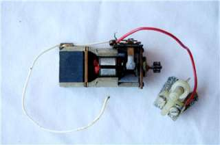 Pittman Motor On Popscreen