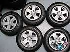 07 12 Jeep Wrangler Factory 18 Wheels Tires OEM Rims 9076 255/70/16