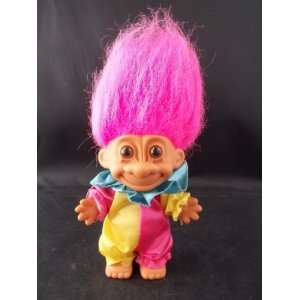 Troll CLOWN Collectible Doll (6) Toys & Games