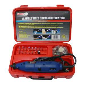 Grip Variable Speed Electric Rotary Tool Kit #50120