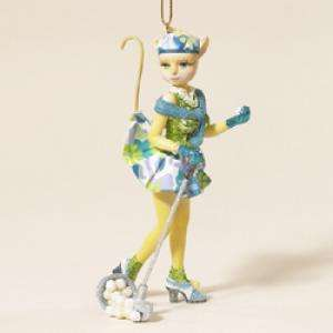 Alley Cats by Margaret Le Van  Daisy Golf Ornament 208