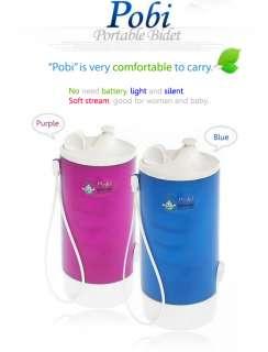 Hemorrhoids Portable Outside Cleanser Bidet No Battery