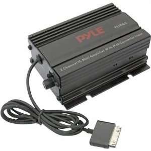 2 Channel 300 Watt Mini Amplifier With Ipod Direct Input