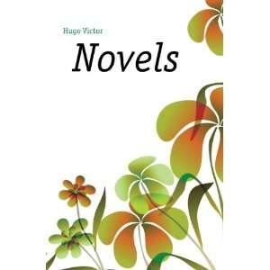 Novels Hugo Victor Books