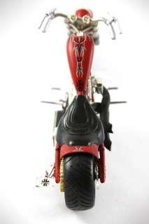 Jesse James Muscle Machines West Coast Choppers SET OF 5 Bikes 118
