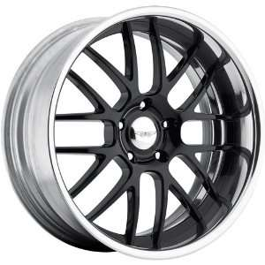 American Eagle 227 20x10 Black Wheel / Rim 5x115 with a 8mm Offset and