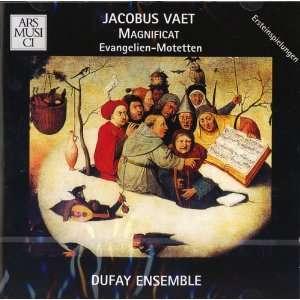 Gospel Motets (vol. IV) / Kiem: Jacobus Vaet, Dufay Ensemble: Music