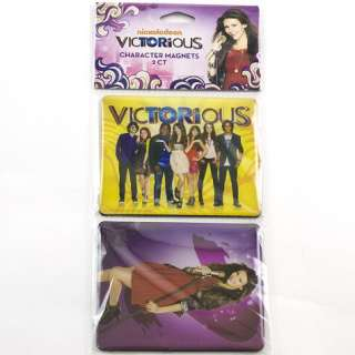 VICTORIOUS Victoria Justice MAGNETS School Locker Supplies Tori Vega