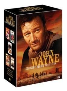 John Wayne Legendary Heroes Collection 5 DVD Set