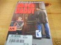 BIG DADDY ADAM SANDLER COLE DYLAN SPROUSE VHS NEW