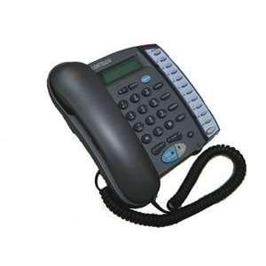 Voip Phone Black Volume Control Phonebook Hands Free Speakerphone by