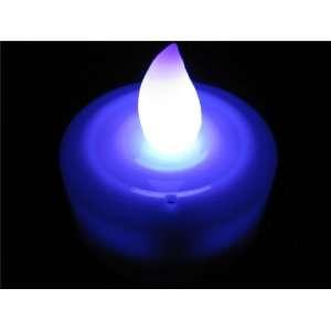 christmas voice sound control led candle 7 color change