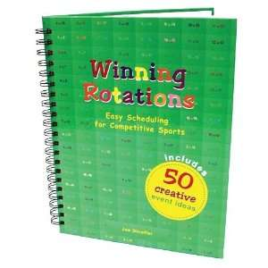 Winning Rotations   Sporting Event Organizer Book: Sports & Outdoors