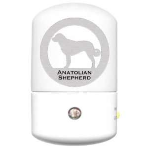Anatolian Shepherd Dog LED Night Light: Home Improvement
