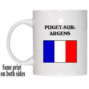 France   PUGET SUR ARGENS Mug