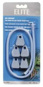 Hagen Elite Fish Aquarium Air Rope Curtain Diffuser 23