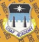 USAF United States Air Force Academy USAFA Cmd patch