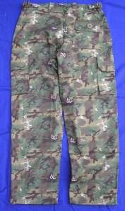 BRITISH ARMY STYLE MULTICAM SPECIAL FORCES COMBAT TROUSERS