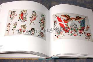 NORDISK TATTOOING Tattoo Flash Machine Gun Kit BOOK