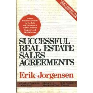 Real Estate Contract on Real Estate Sales Agreements  How To Prepare Contracts For The Sale