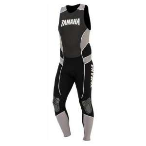 Yamaha OEM Mens Long John Wet Suit. MAR 10NJH BK Automotive