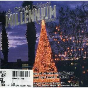 A Very Merry Millennium Christmas (0639441017423): Eddie Bush