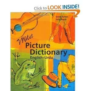 Milet Picture Dictionary English Urdu [Hardcover] Sedat