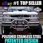 07 12 Chevy Suburban Tahoe Grill Brush Guard Black items in Truck Gear