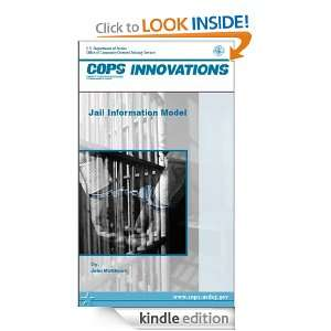 Jail Information Model John Matthews, U.S. Department of Justice