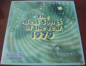 The Best Songs of the Year 1979 ~LP Record Vinyl NM