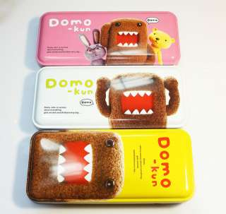 Domo Kun Japanese Animation Character Pencil Case M