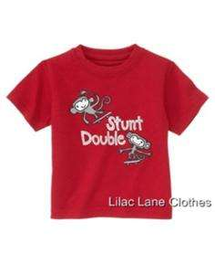 Gymboree Skate Legend Monkey Stunt Double Shirt NWT 3 6