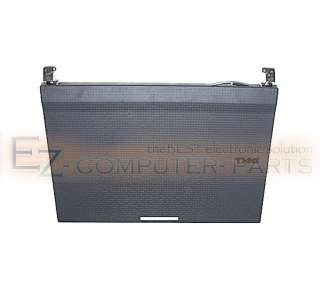 Dell Latitude 2100 LCD Back Cover w/ Hinges R876N *A*