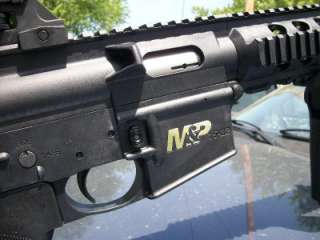 AR 15 22 Chrome MAG well Clip LOGO Decal CUSTOM Mirrored Sticker