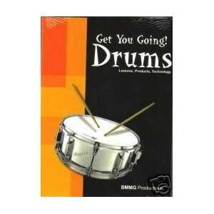 Get You Going Drums Lessons, Products, Technology BMMG