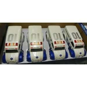 Jada Toys 1/24 Scale Diecast Heat Series Div Cruizer Emt Paramedic in