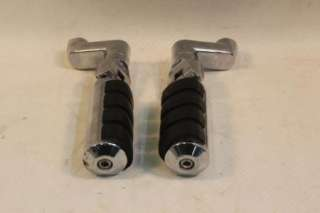 Victory Kingpin Arlen Ness 2005 Front Highway Bars Pegs Brackets Peg