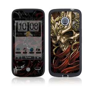 Celtic Skull Protective Skin Cover Decal Sticker for HTC