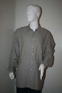 EMPORIO ARMANI Giorgio Men Dress SHIRT Sz XL