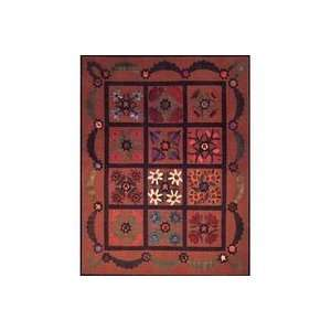 End Bom by Primitive Gatherings Backyard Quilts Pattern Pet Supplies